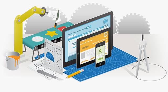 طراحی وبسایت و پایگاه های وب اینترنتی و داخل سازمانی