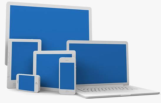 طراحی و تولید نرم افزار اندروید، آیفون و ویندوز